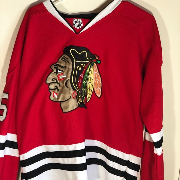 official photos 0ffed 6a5ab Reebok Jersey Chicago Blackhawks Andrew Shaw XL